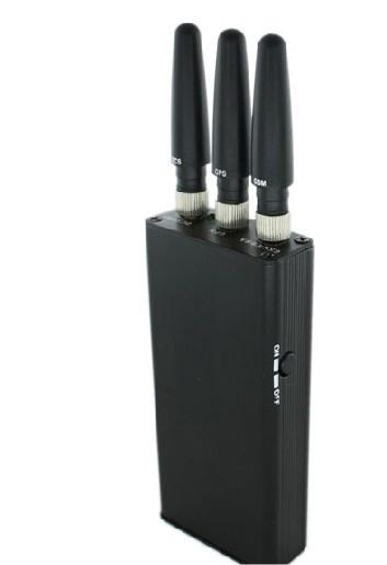 Gps radio jammer machine | Mini Size Medium Power Cellphone Jammer